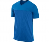 Nike - Roger Federer Hard Court Colorblock Tee - Men tennis apparel