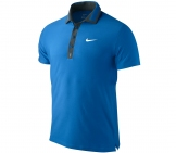Nike - Roger Federer Masters Polo blau - HO12 Men tennis apparel