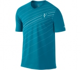 Nike - Tennis shirt Men Roger Federer Tee - SP13 Men tennis apparel