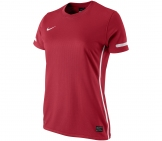Nike - Womens Federations Short Sleeve Jersey red Women Sport apparel