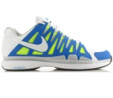 Nike - Zoom Vapor 9 Tour SL white/blue - SU12 Men tennis shoe