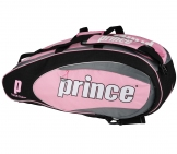 Prince - Tour Team+ 6 Pack pink Prince tennis bag Prince