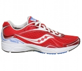 Saucony - Grid Fastwitch 5 Women red/white/blue - Women running shoe