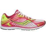 Saucony - Grid Type A5 Women white/pink/lemon Women running shoe