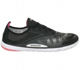 Saucony - Hattori LC Women black/white - HW12 Women running shoe