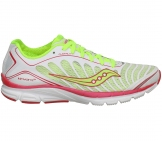 Saucony - ProGrid Kinvara 3 Women white/lemon Women running shoe
