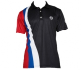 Sergio Tacchini - Boys Djokovic Bigace Polo kids tennis apparel