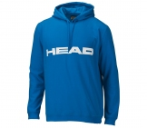 Head - Club Hoody Kids blue/white kids tennis apparel
