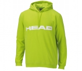 Head - Club Hoody Kids lime/white kids tennis apparel