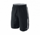 Nike - Boys Club Short black kids tennis apparel