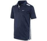 Nike - Boys Club Polo obsidian kids tennis apparel