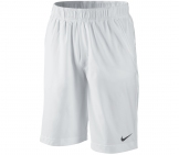 Nike - Contemporary Athlete Short Boys white kids tennis apparel