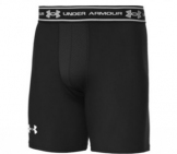 Under Armour - Coldgear Core Vent Comp Short Men tennis apparel