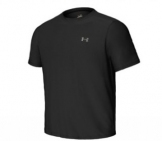 Under Armour - Tnp Shirt black Men tennis apparel