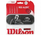 Wilson - red Alert 12,2m red Wilson tennis string sets Wilson