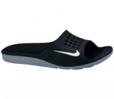 Nike - Solarsoft Slide schwarz Men tennis shoe