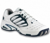 Wilson - Tour Vision white/blue - SS12 Men tennis shoe