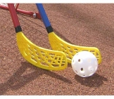 Tyger ? Hockey stick, red Tyger tennis accessories Tyger