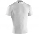 Under Armour - Coldgear Shirt Compression Mock Men tennis apparel