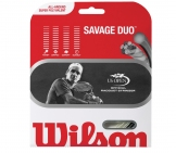 Wilson - Savage Duo - 12m - 1,30mm Wilson tennis string sets Wilson