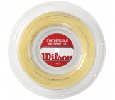Wilson - Synthetic Gut Extreme - 200m - 1,30mm Wilson tennis string reels Wilson