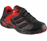 Wilson - Trance Impact Junior black/red - SS12 kids tennis shoe