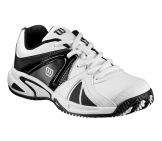 Wilson - Trance Impact Junior white/black- SS12 kids tennis shoe