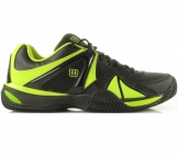Wilson - Trance Impact black/yellow - SS12 Men tennis shoe