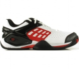 Wilson - Trance Strike 2 white/red - SS12 Men tennis shoe