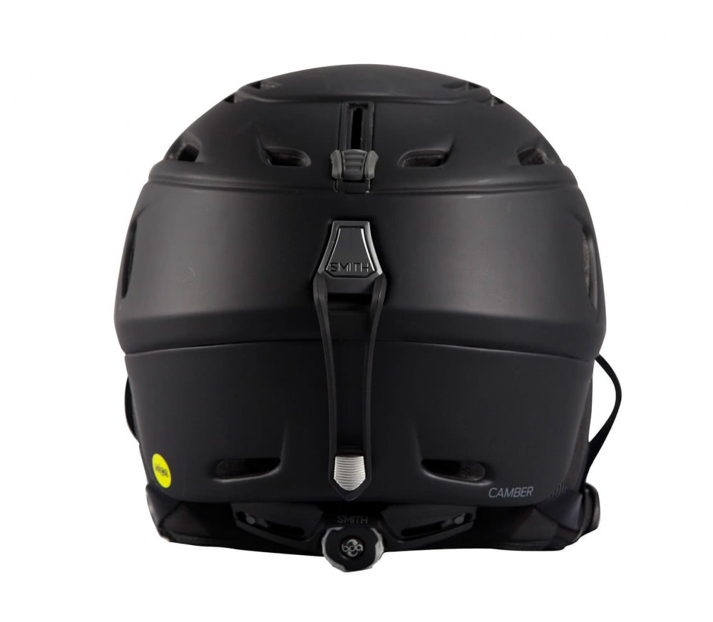 Smith - Camber MIPS Skihelm (schwarz)