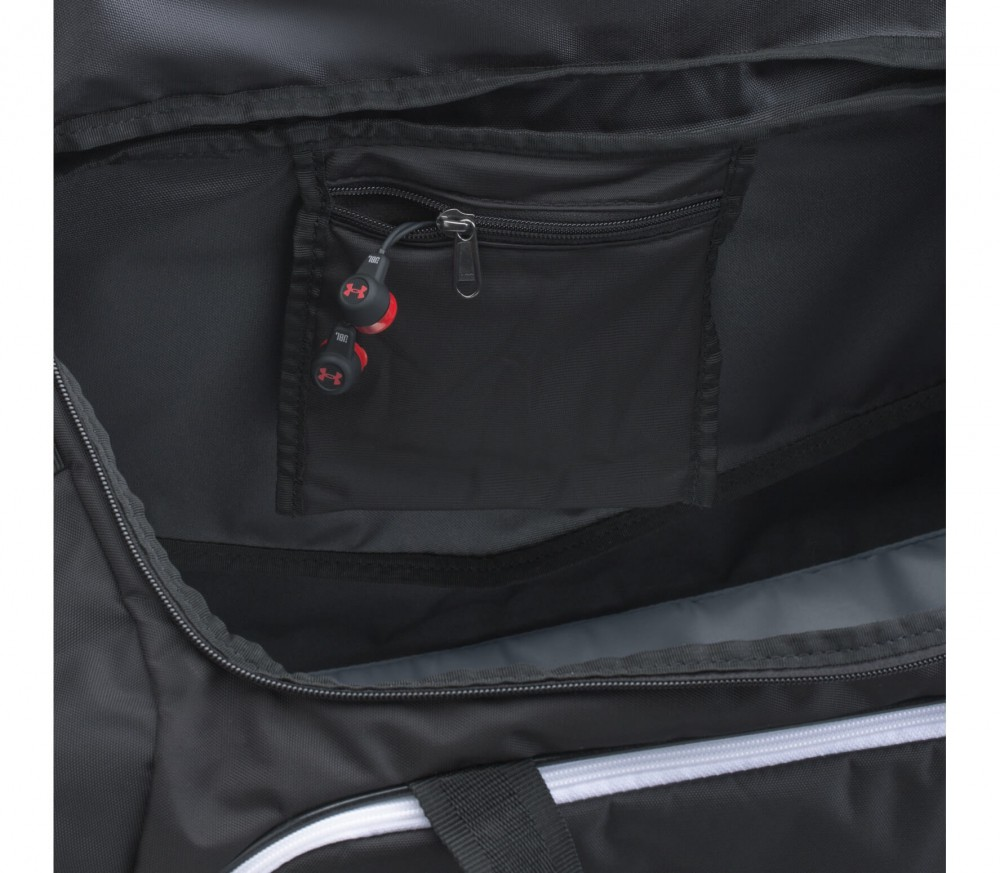 Under Armour - Undeniable Duffel II M (schwarz/weiß)