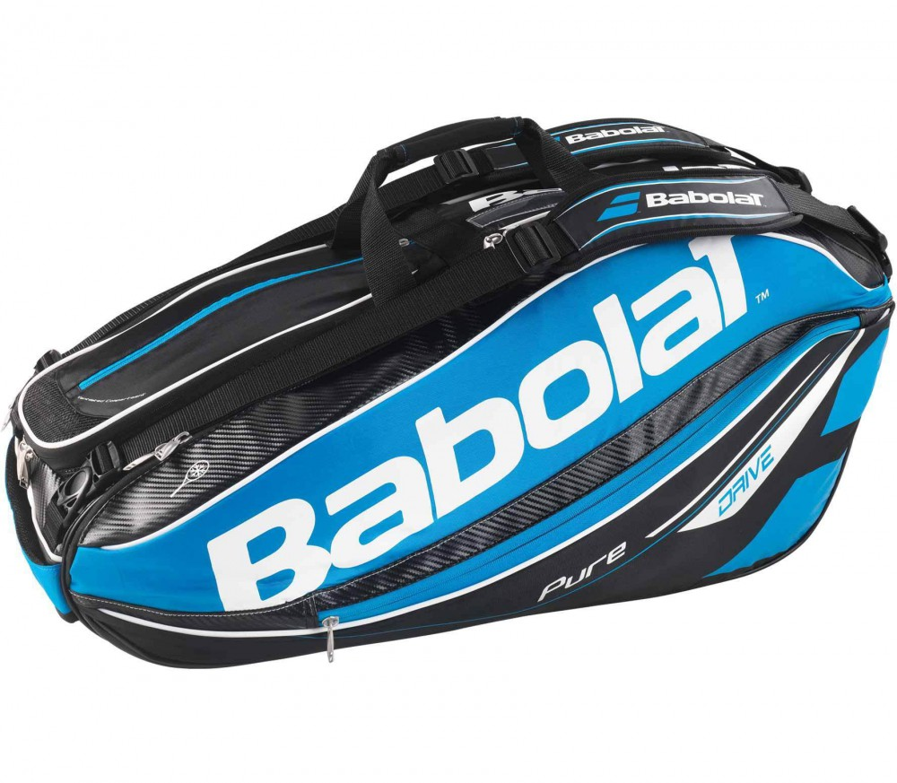 Babolat - Racket Holder 9er Pure Drive Tennistasche (blau)