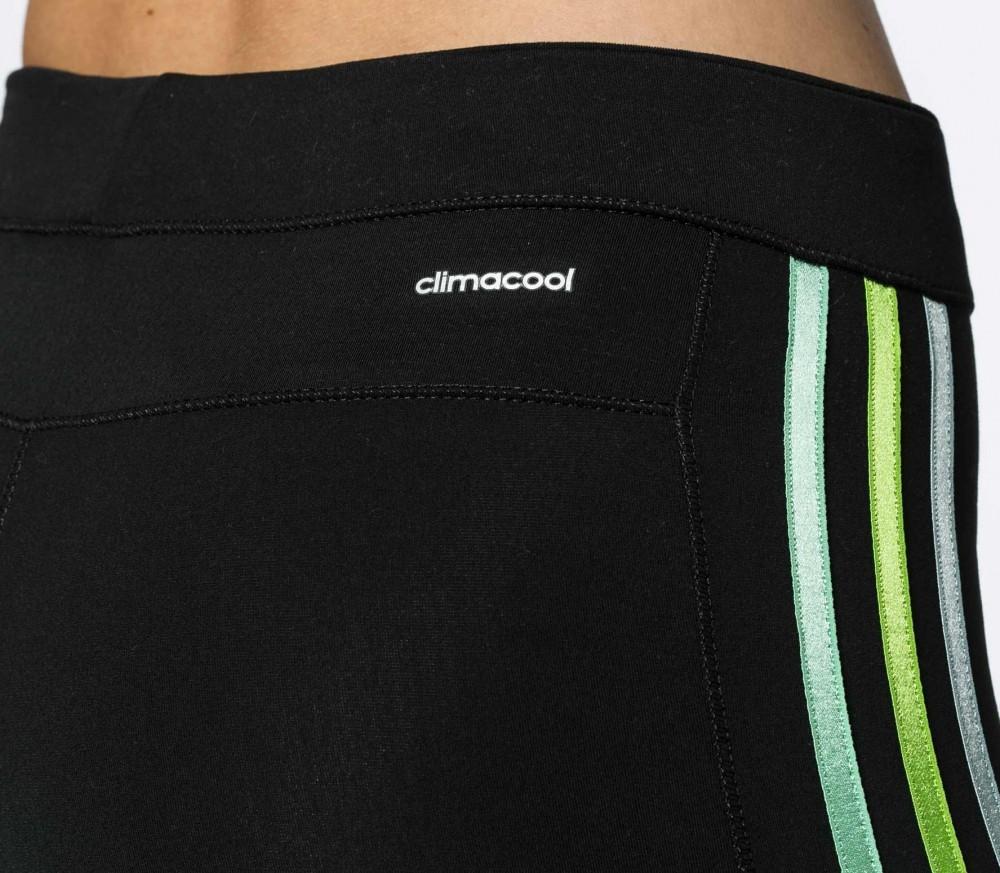 adidas fitness hose damen climacool training core 3 4. Black Bedroom Furniture Sets. Home Design Ideas