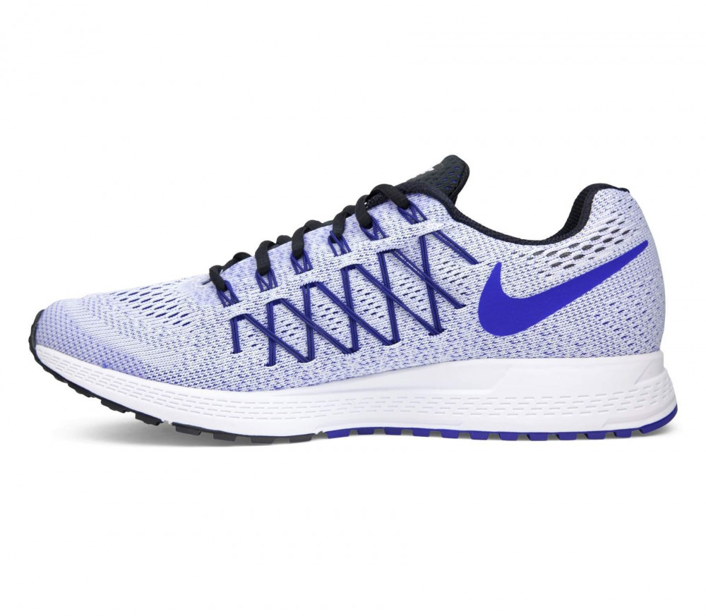 nike air zoom pegasus 32 herren laufschuh grau lila im. Black Bedroom Furniture Sets. Home Design Ideas