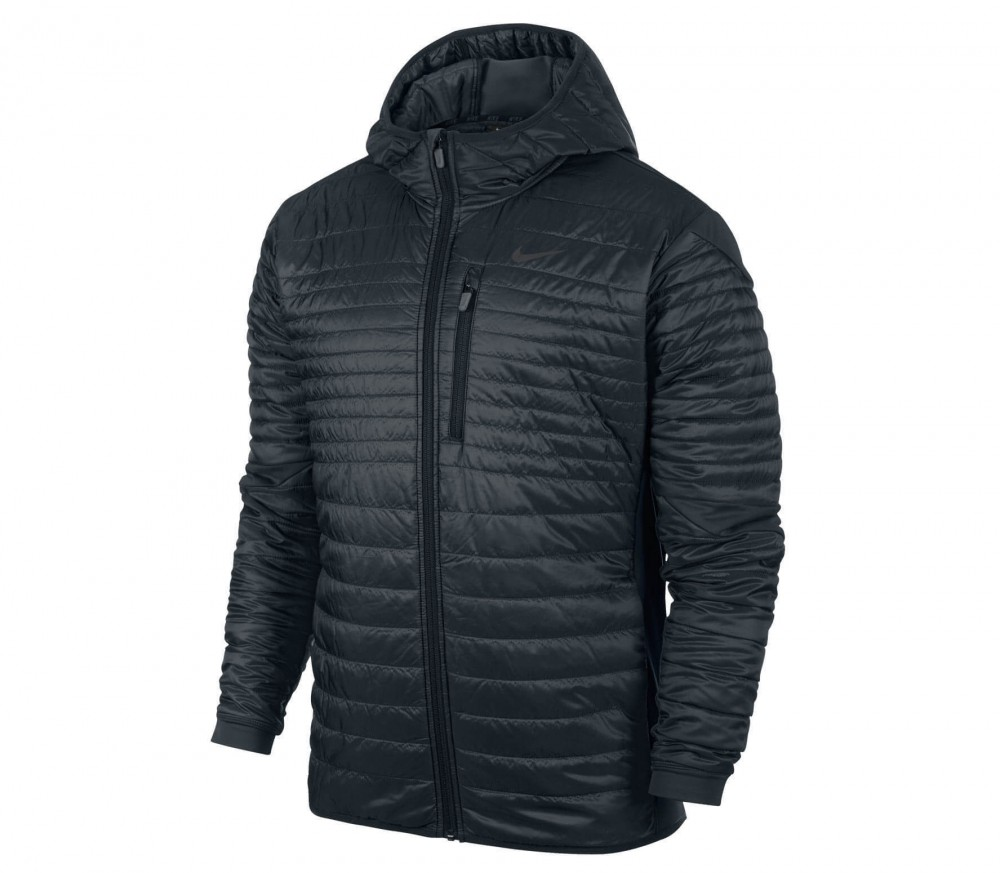 nike ultimatum hybrid primaloft herren trainingsjacke. Black Bedroom Furniture Sets. Home Design Ideas