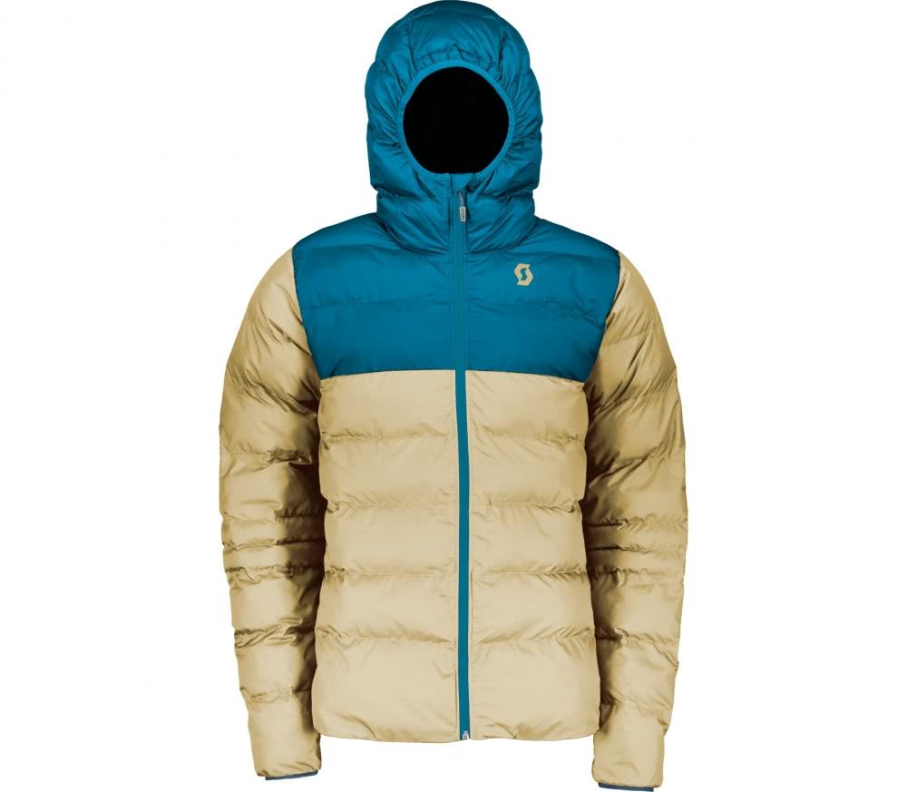 scott jacket insuloft 3m herren skijacke blau hellbraun. Black Bedroom Furniture Sets. Home Design Ideas