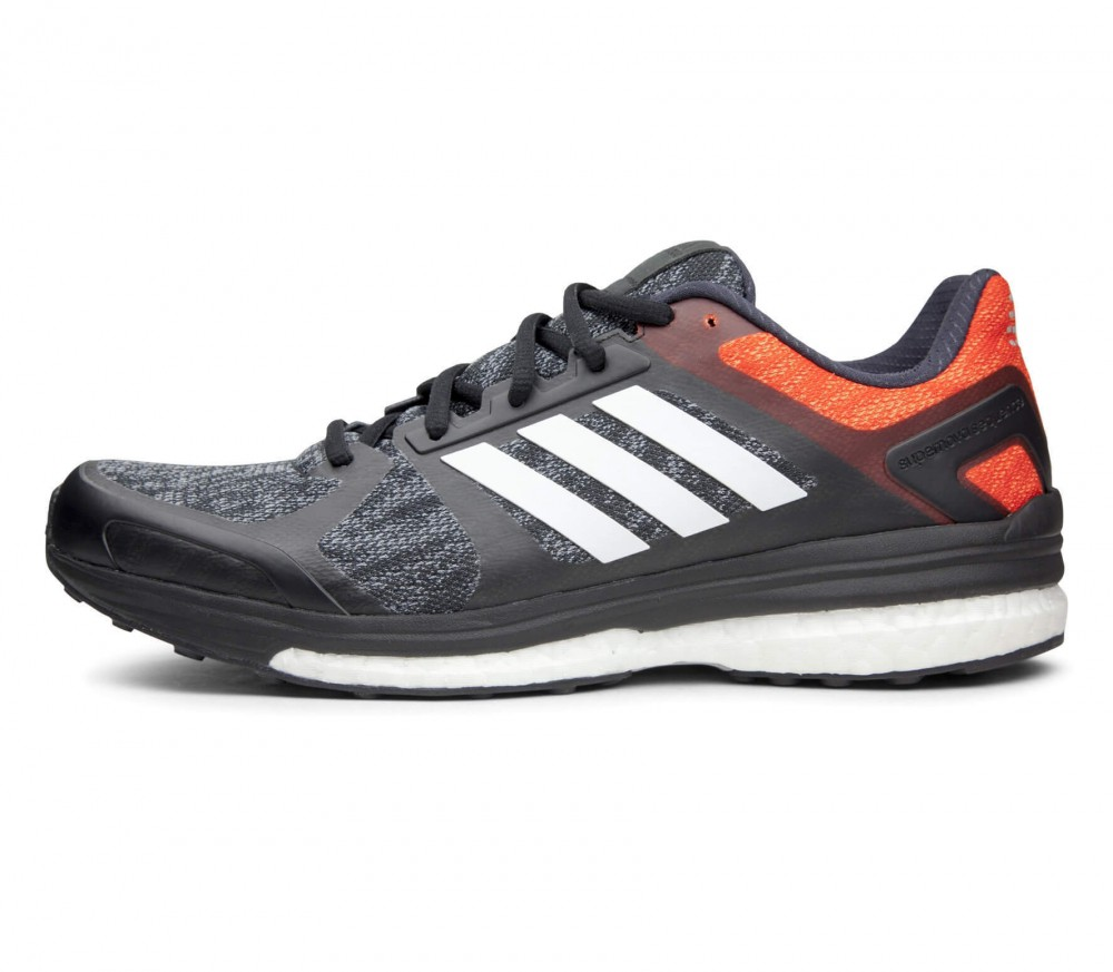 Adidas - Supernova Sequence 9 Herren Laufschuh (schwarz/orange)