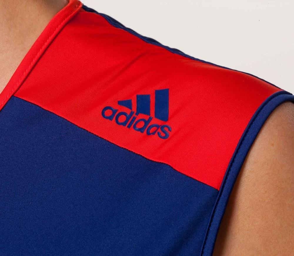 adidas tennis shirt damen