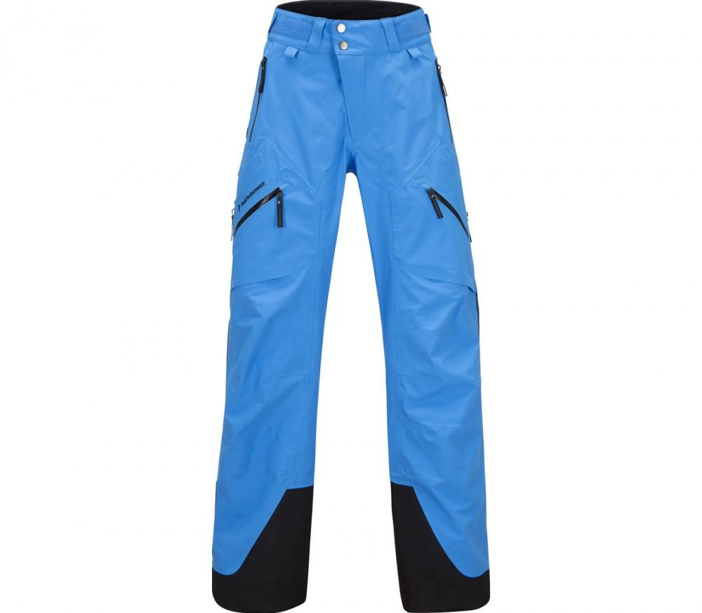 peak performance heli gravity damen skihose violett blau im online shop von keller sports kaufen. Black Bedroom Furniture Sets. Home Design Ideas