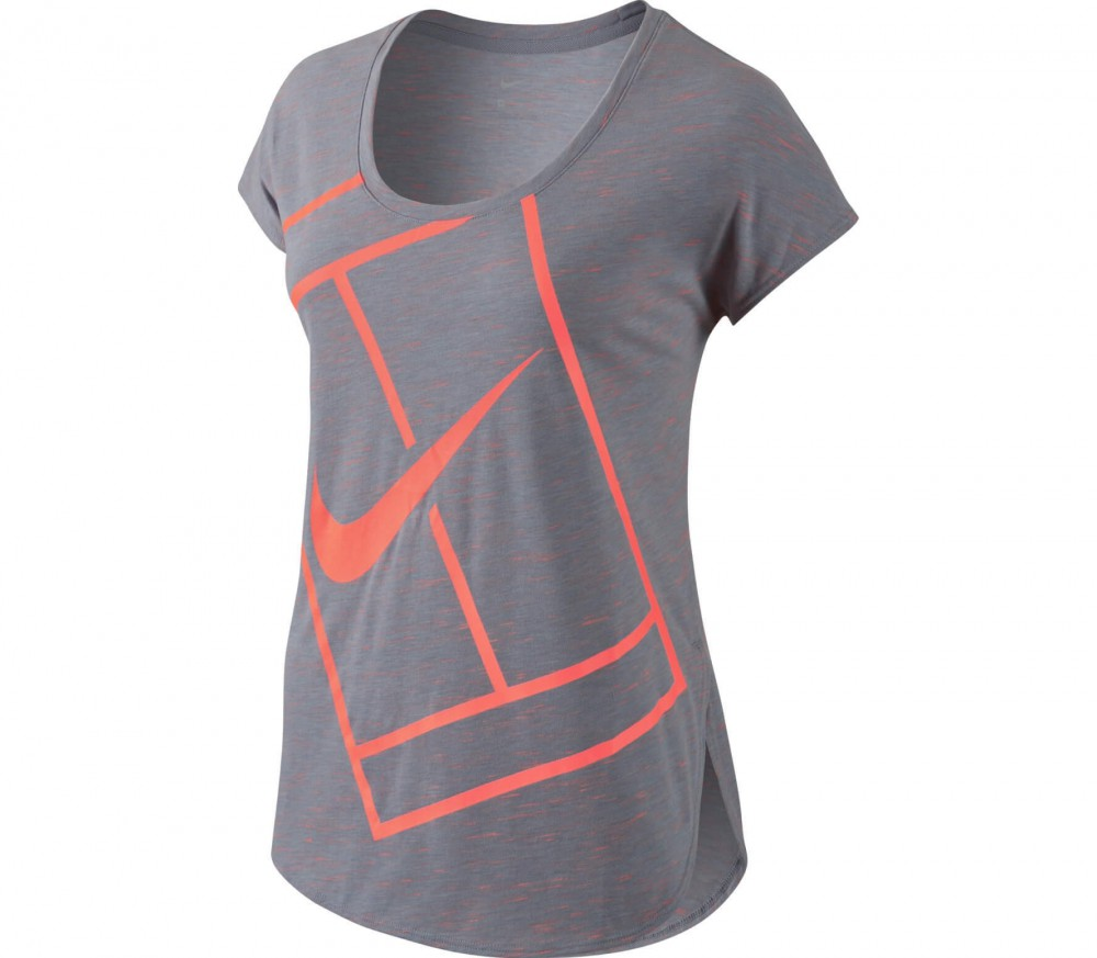 nike tennis shirt damen