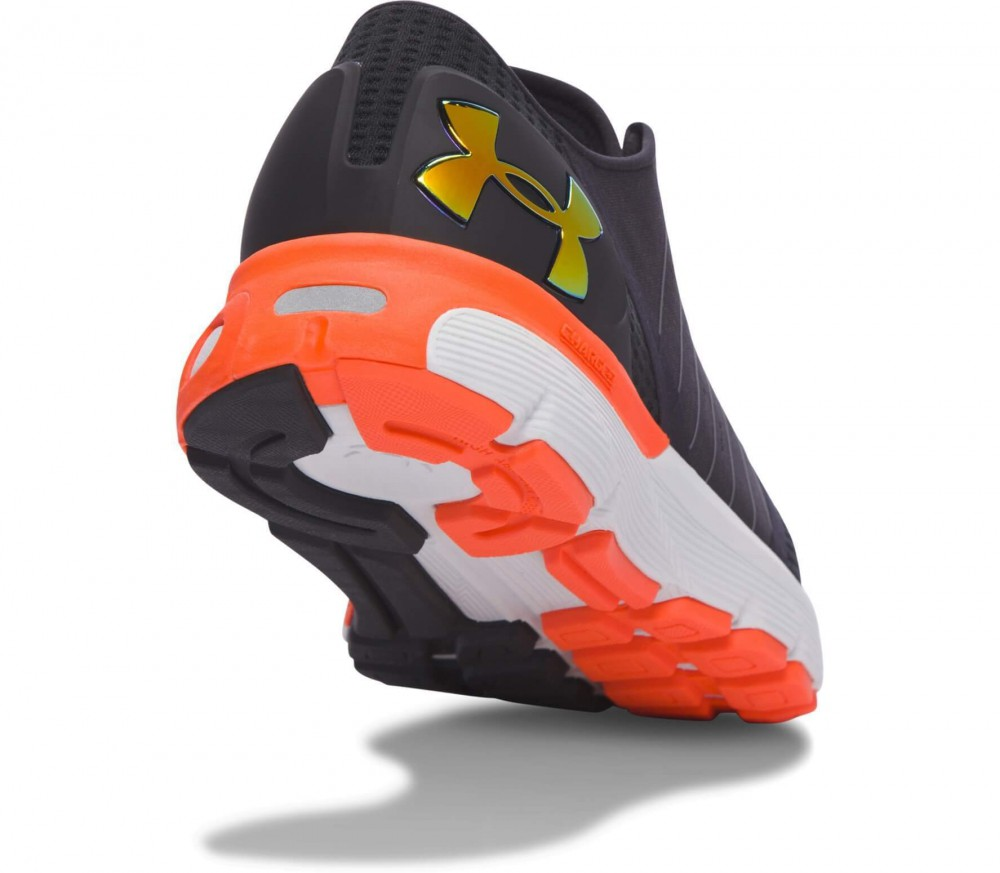 Under Armour - Speedform Europa Herren Laufschuh (schwarz/rot)