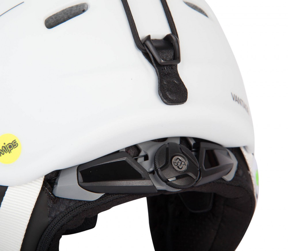 Smith - Vantage M MIPS Skihelm (weiß)