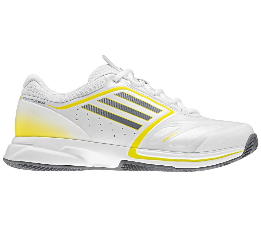 adidas tennisschuhe damen adizero tempaia ii clay ss13 im online shop von keller sports kaufen. Black Bedroom Furniture Sets. Home Design Ideas