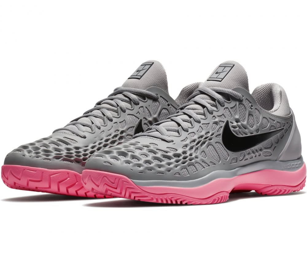 Nike »Zoom Cage 3« Tennisschuh, rosa, rosa
