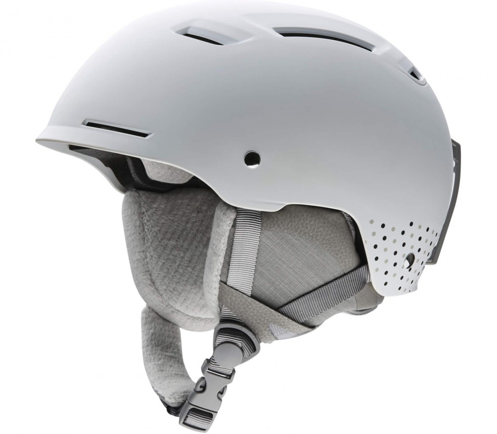 Smith - Pointe MIPS Skihelm (weiß)
