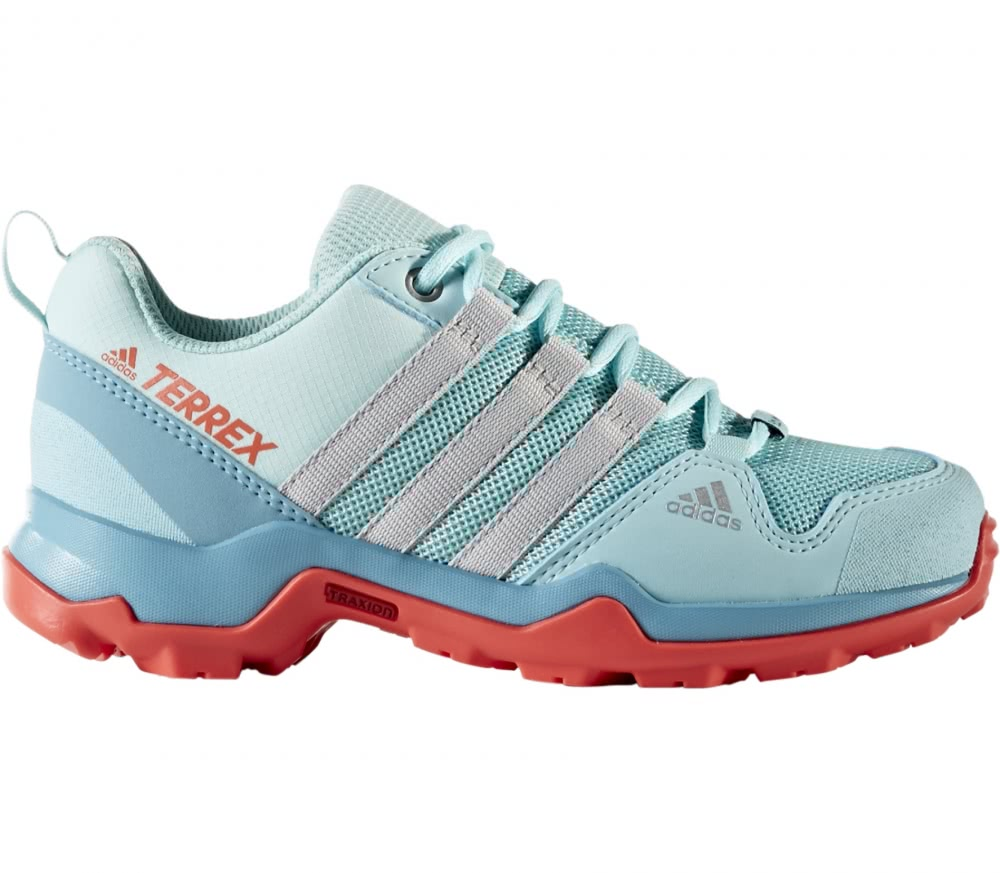 adidas terrex ax2r cp junior hikingschuh hellblau rot. Black Bedroom Furniture Sets. Home Design Ideas