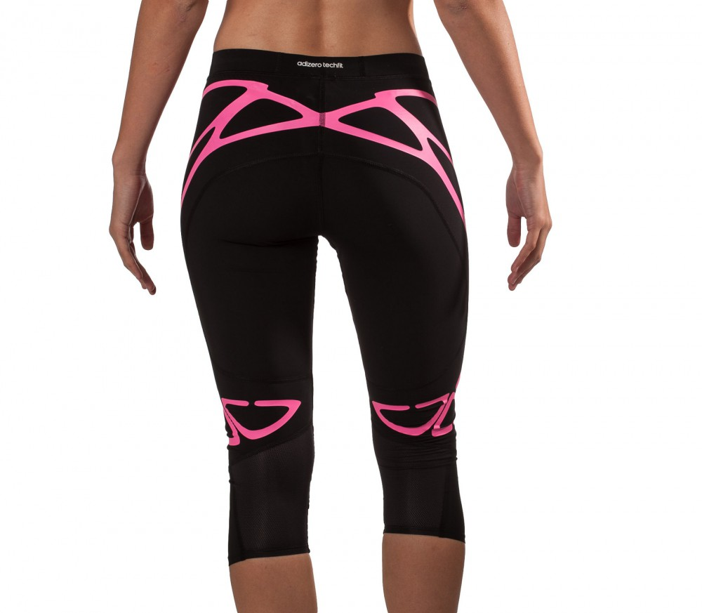 sport tights damen 3/4 asics