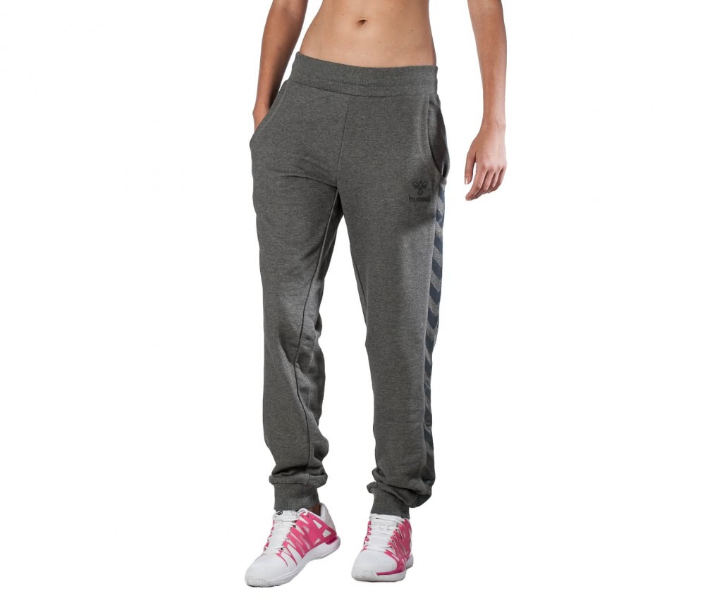 hummel fitnesshose damen classic bee sweat pant aw13. Black Bedroom Furniture Sets. Home Design Ideas