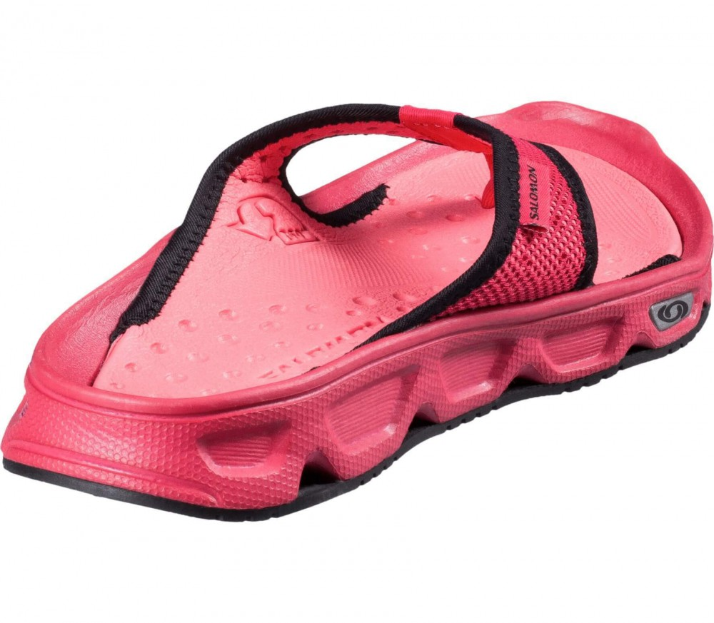 salomon rx break damen flipflop rosa pink im online. Black Bedroom Furniture Sets. Home Design Ideas
