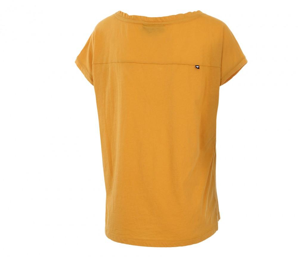 maloja randulina damen shirt gelb im online shop von keller sports kaufen. Black Bedroom Furniture Sets. Home Design Ideas